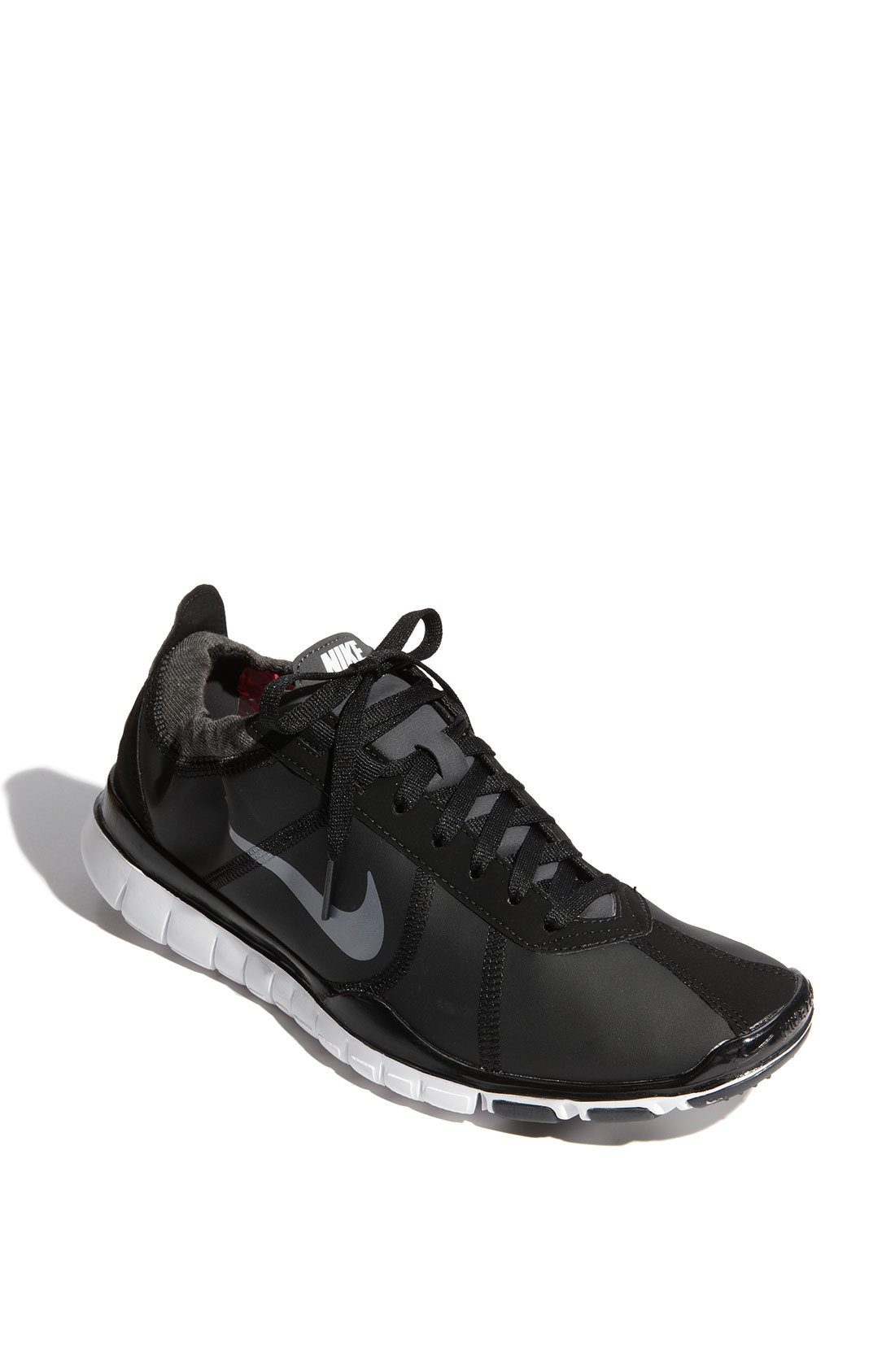 Nike Free Twist Training Shoe in Black (black/ cool grey)   Lyst