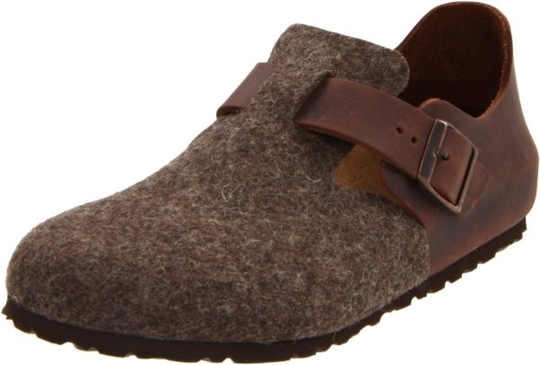 Birkenstock London Clog In Brown Cocoa Habana Lyst