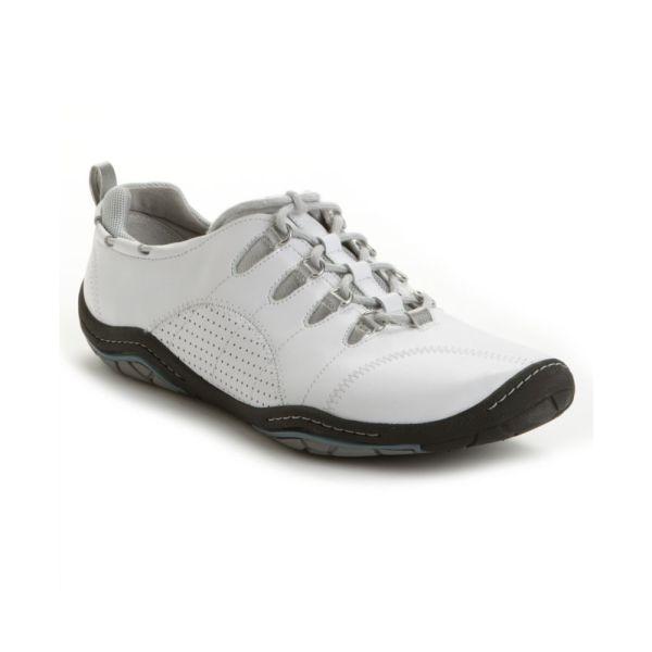 Clarks Privo Freeform Sneakers In White - Lyst