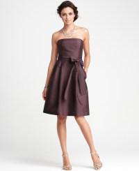 Dupioni Silk Bridesmaid Dresses | Cocktail Dresses 2016