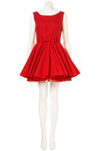 Lyst - Topshop Red Hot Prom Dress By Jones and Jones in Red
