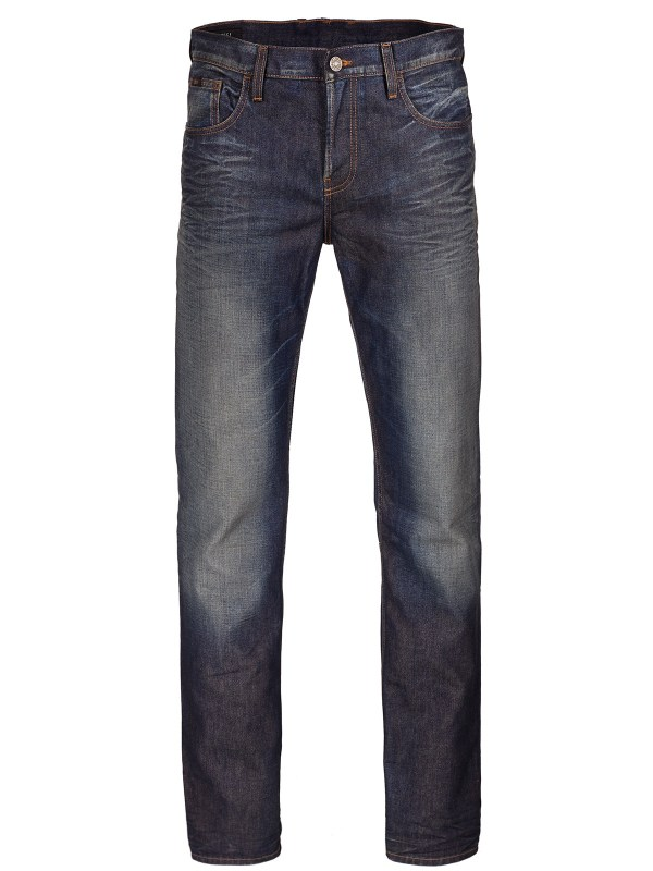 Gucci Dark Wash Button Fly Skinny Jeans In Blue Men Lyst