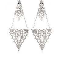 Chandelier Silver Earrings 925 Sterling Silver Bohemian ...