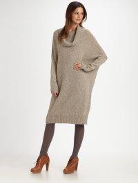 Sweater Dress Oversized | Fashion Skirts