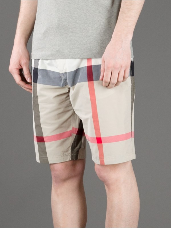a9582166e4 20+ Burberry Mens Shorts Pictures and Ideas on STEM Education Caucus