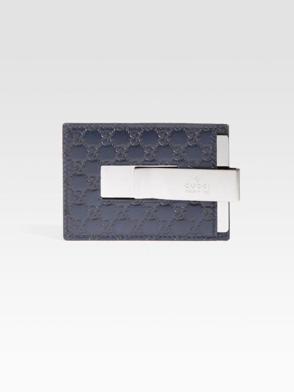 30c35d63b751cf 20+ Gucci Signature Money Clip Wallet Ideas and Designs