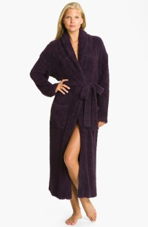 Lyst - Barefoot Dreams Cozychic Robe In Purple