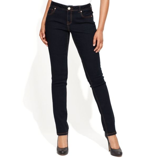 International Concepts Jeans Skinny Stretch Tikglo Wash In Blue Lyst