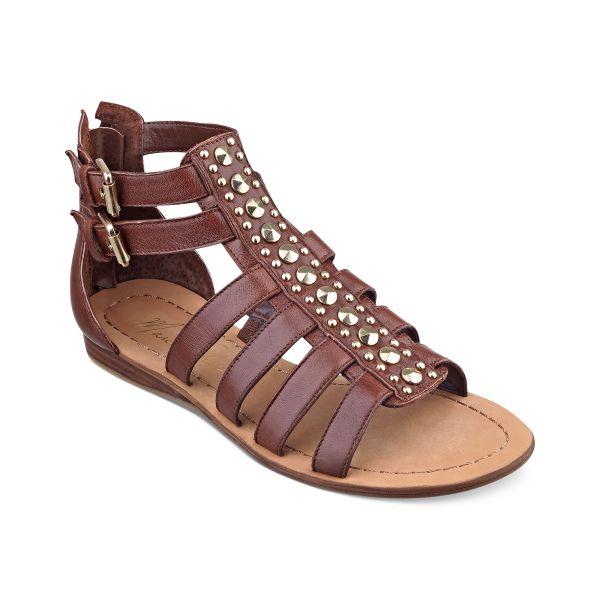 Marc Fisher Flat Sandals