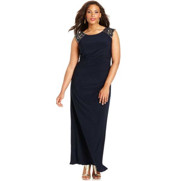 Top 10 Best Xscape Plus Size Dresses to Buy in 2019