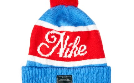 the best attitude 1ac54 a30d5 Lyst Nike Old Snow Beanie Hat in Red for Men
