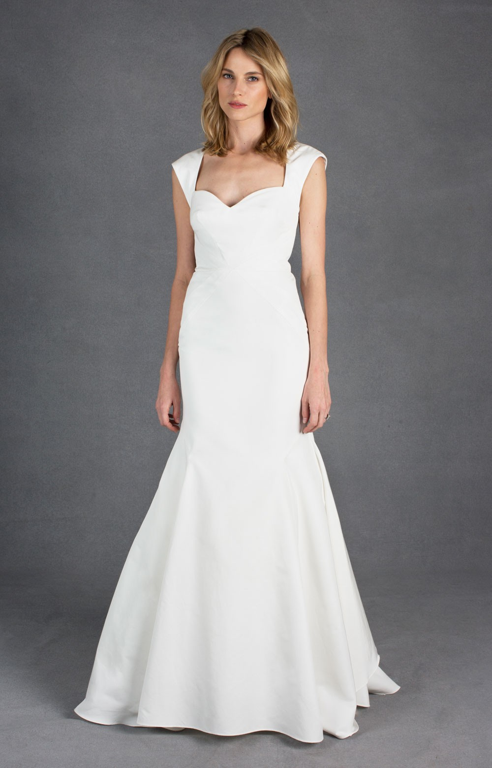 Lyst  Nicole Miller Jane Bridal Gown in White