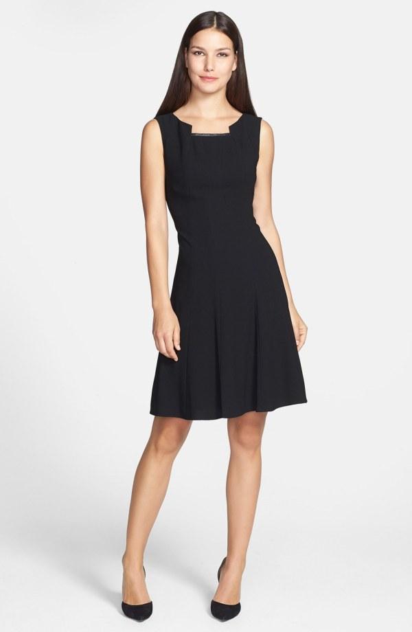 Elie Tahari Penbrook Dress In Black Lyst