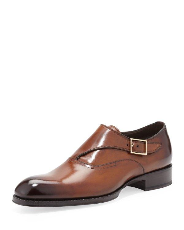 Tom Ford Men Shoes Brown