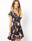 Pretty Floral Dresses Women