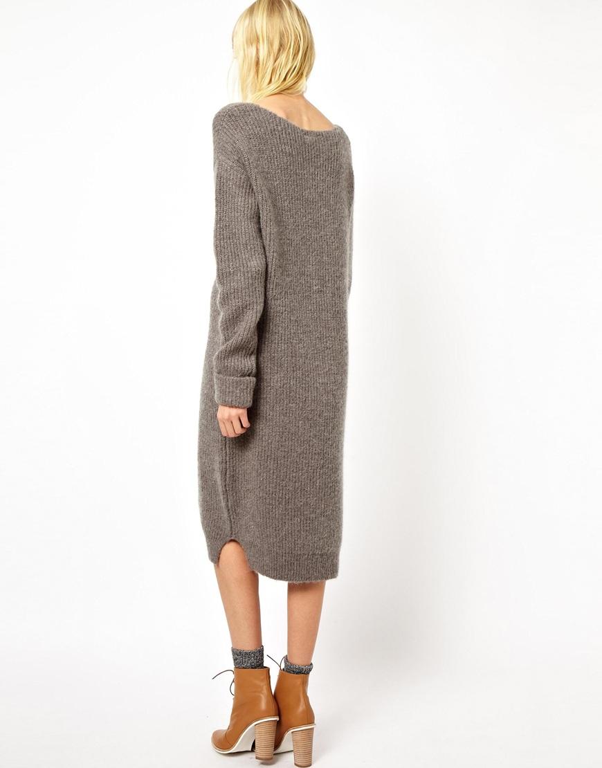 Knit Sweater Clutch Bags