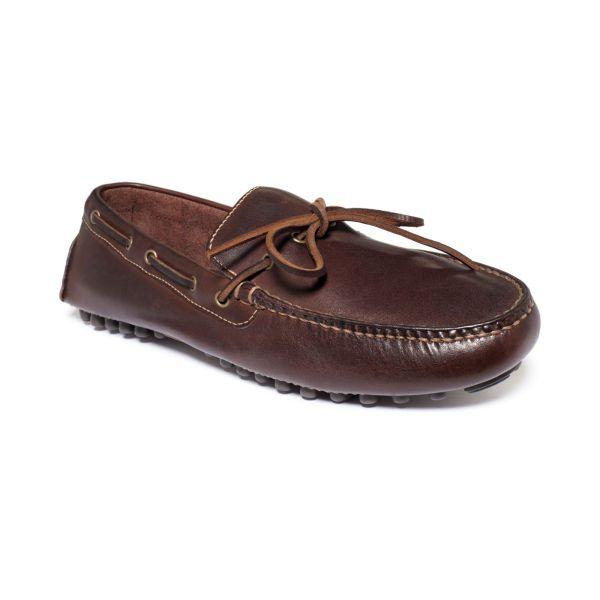 Cole Haan Air Grant Loafers In Brown Men Tmoro Lyst