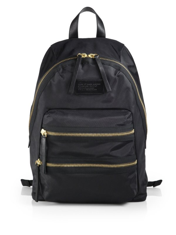 Marc Jacobs 'domo Arigato' Backpack In Black Lyst