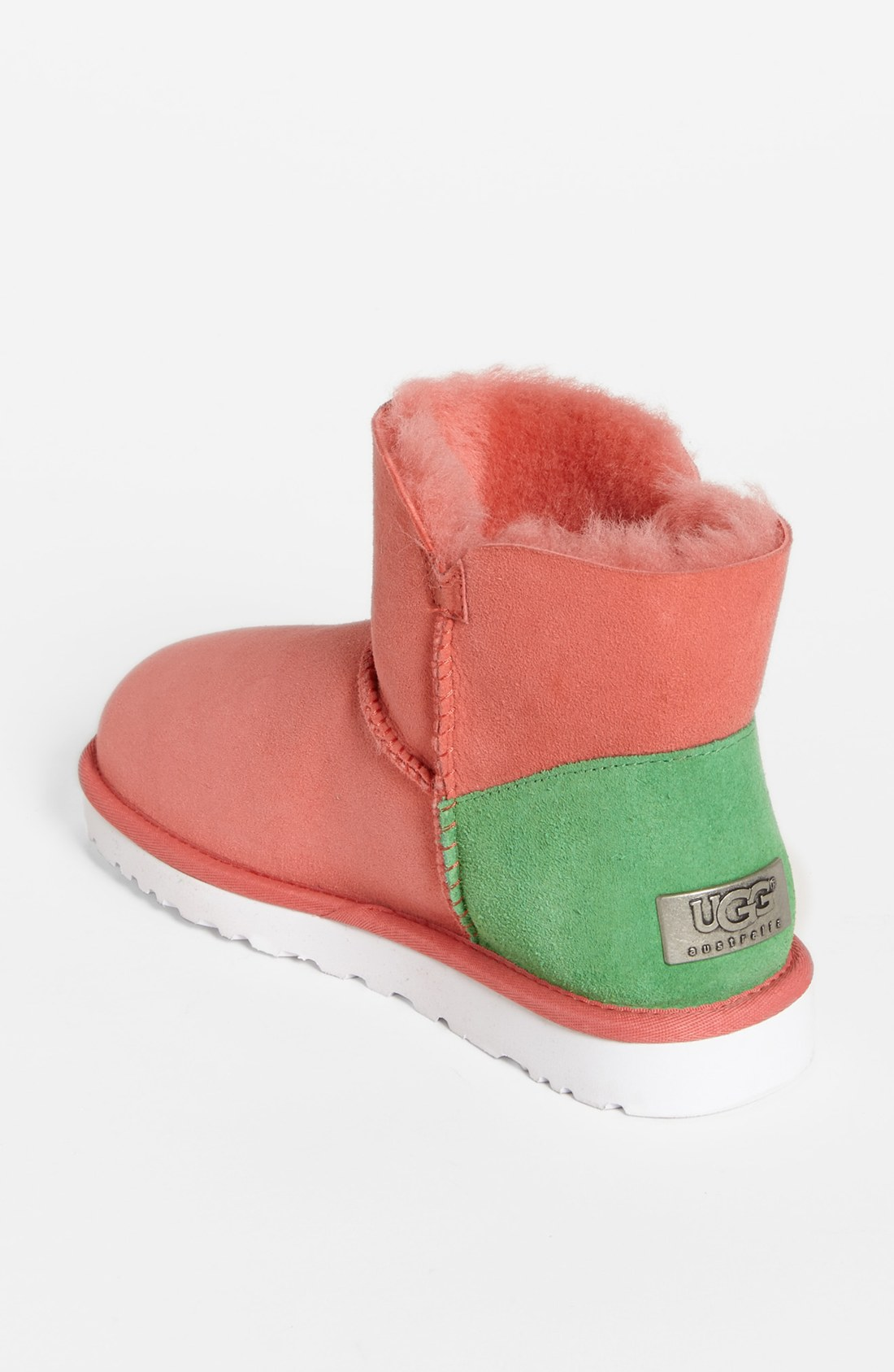 7f4df118b Baby Pink Toddler Ugg Boots | Kids Bling Bailey Bow Ugg Boots Free ...