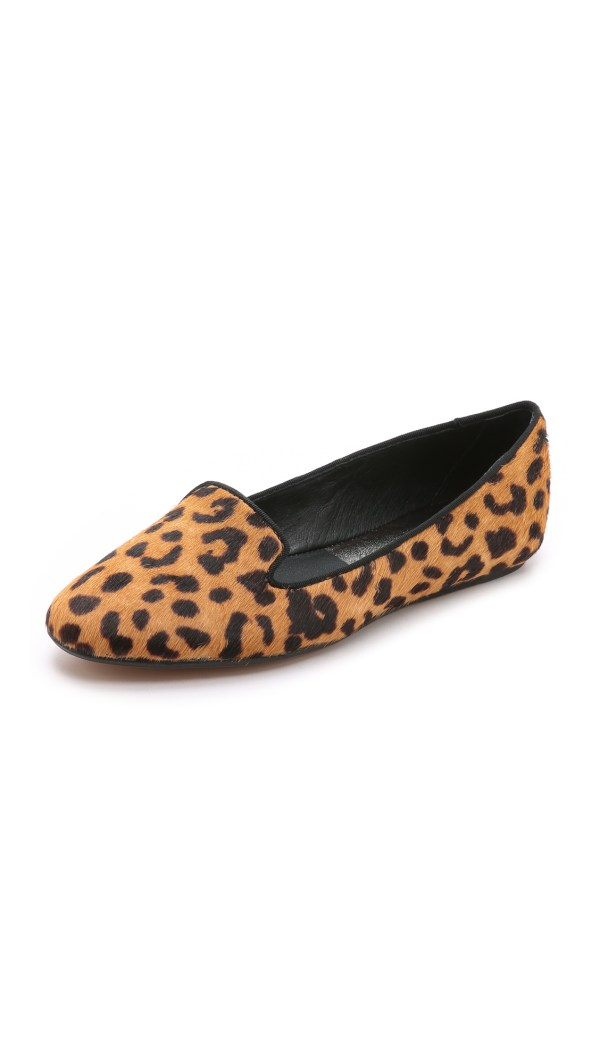 Dolce Vita Brannon Loafers - Leopard In Brown Lyst