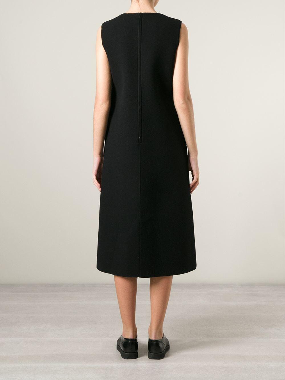 Comme Des Garons Robe De Chambre Padded Dress in Black  Lyst