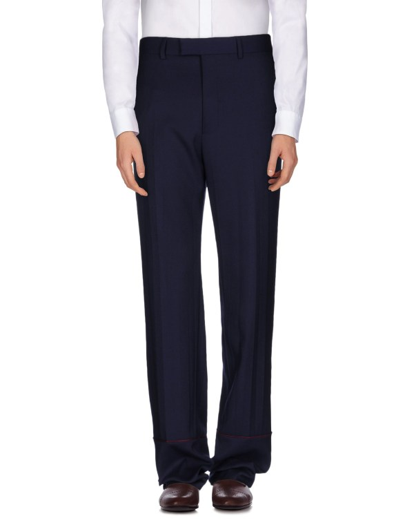 Gucci Casual Pants In Blue Men Lyst