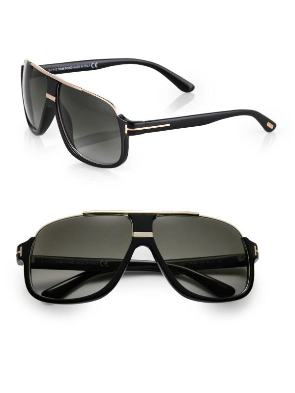 Tom Ford Eliot Sunglasses In Black Men Lyst