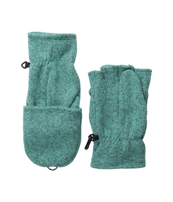 Patagonia Sweater Gloves In Green Lyst