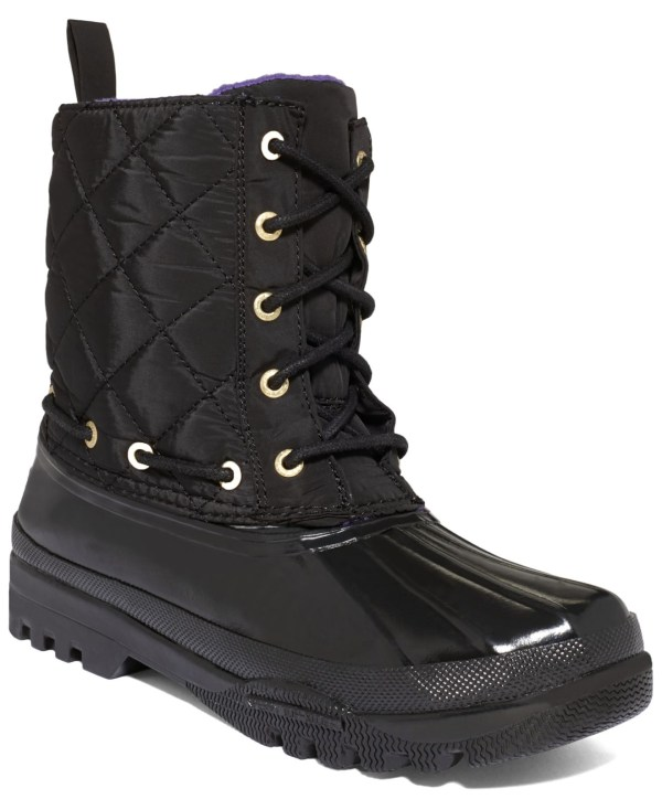 Lyst - Sperry Top-sider Women' Gosling Quilted Rain Boots