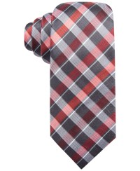 Alfani Men's Spectrum Lexington Plaid Slim Tie, Only At ...