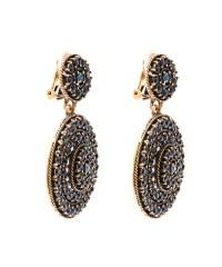 Navy Earrings Gallery