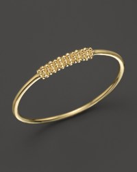 Lagos 18K Gold Stacking Ring in Gold | Lyst