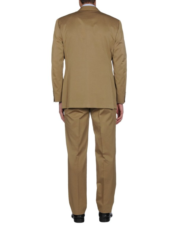 Canali Suit In Natural Men Lyst