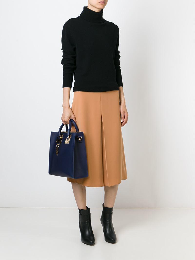 Kate Spade Square Tote Bag