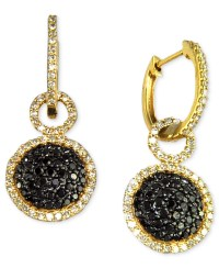 Effy collection Caviar By Effy Black And White Diamond ...
