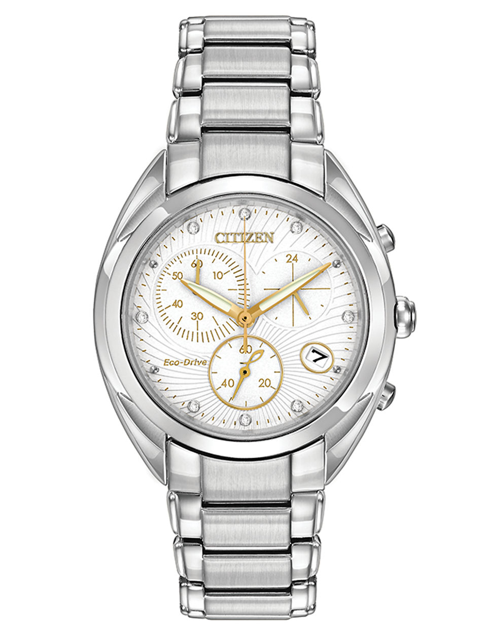 Citizen Ladies Eco-Drive Celestial Chronograph Watch With