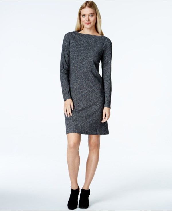 Eileen Fisher Knit Shift Dress