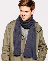 Lyst - Tommy hilfiger Fisher Scarf in Blue for Men