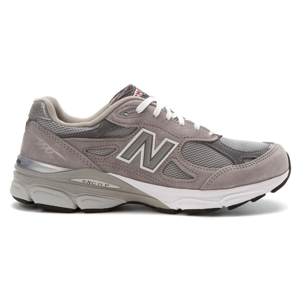 Lyst  New Balance W990v3 In Gray