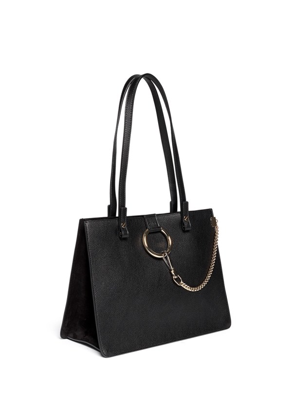 fc681447b6 ... Leather - Lxrandco Pre-owned Luxury. Chloe Faye Small Day Bag