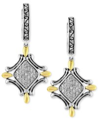 Effy collection Balissima By Effy Diamond Curve Drop ...