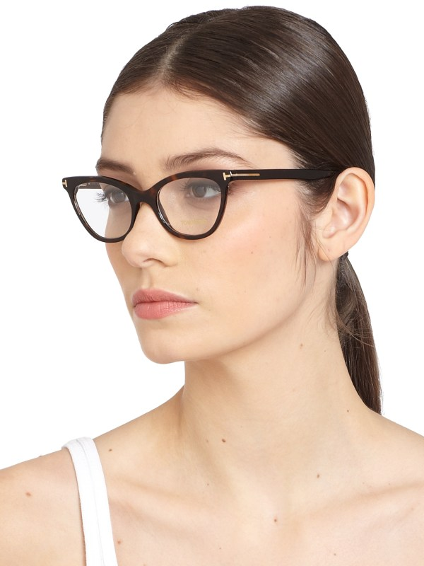 Cat's Eye Glasses Tom Ford Optical