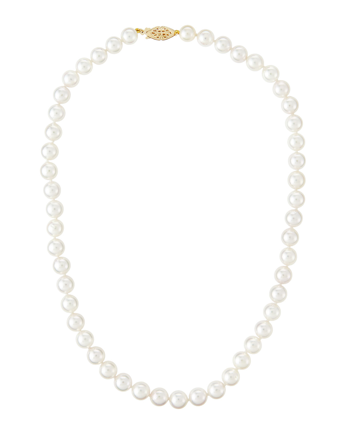 Ross Archery: Akoya Pearl Necklace