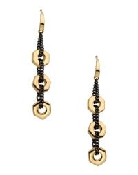 Marc by marc jacobs Earrings in Metallic   Lyst