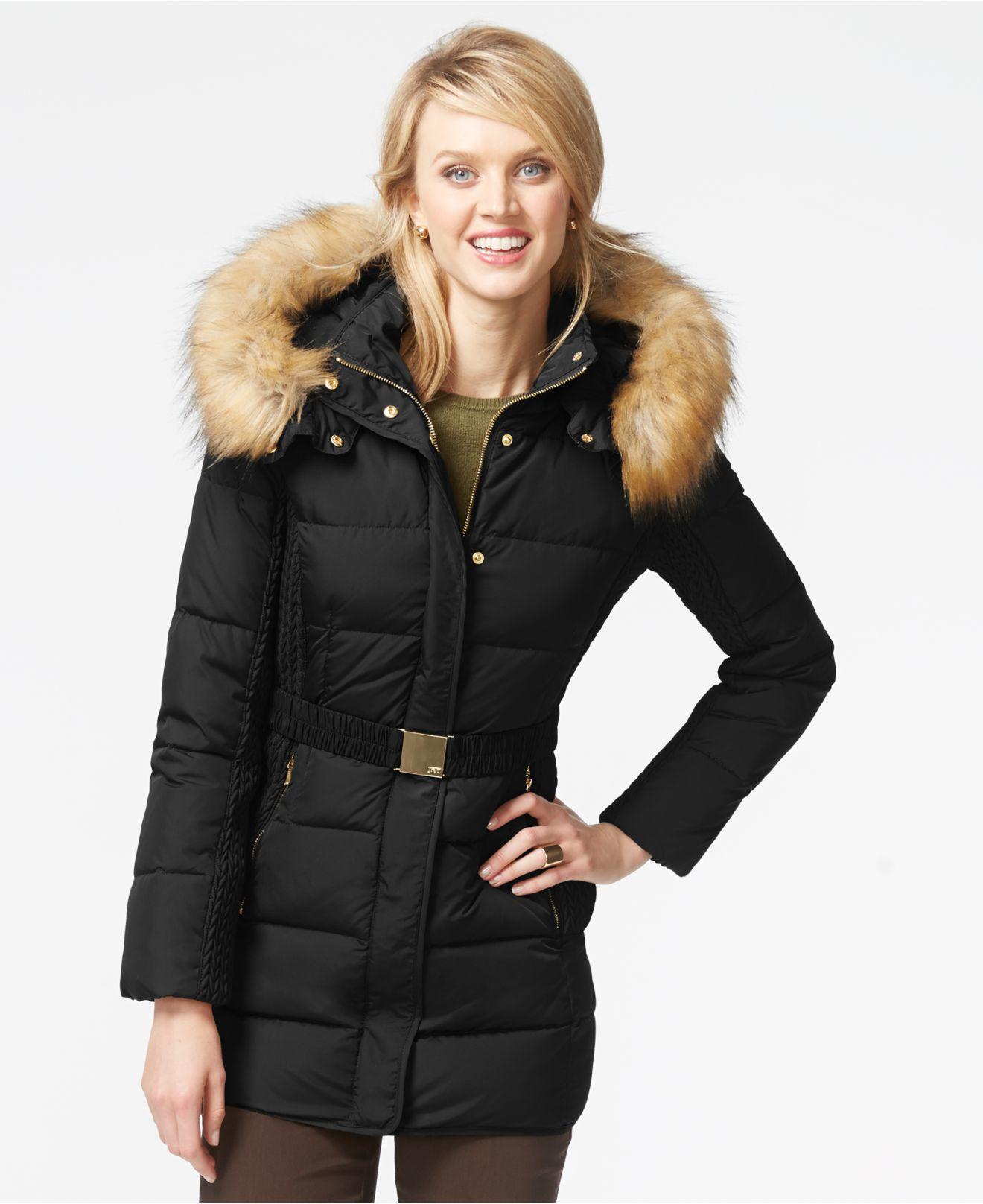Faux Fur Coats Nordstrom