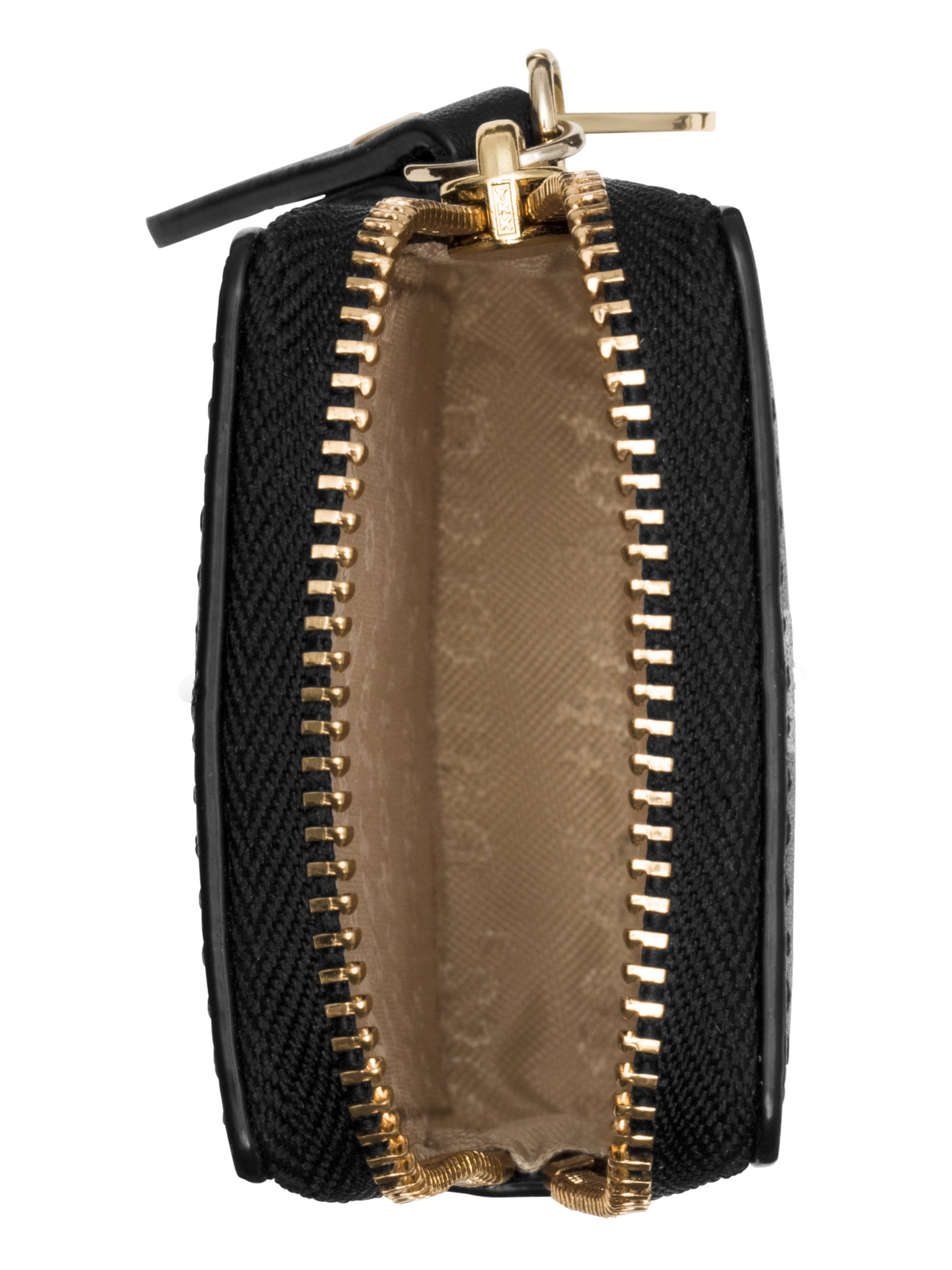 Kate Spade Brightspot Avenue Leather Wallet in Black - Lyst