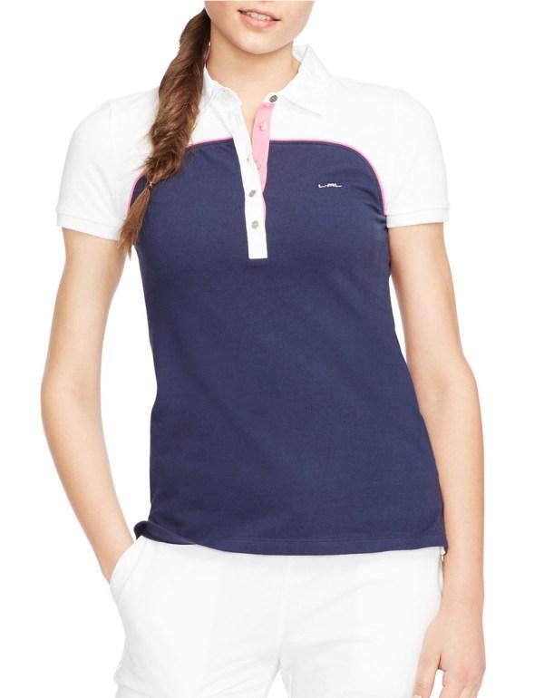 Women's Sleeveless Polo Shirt Ralph Lauren