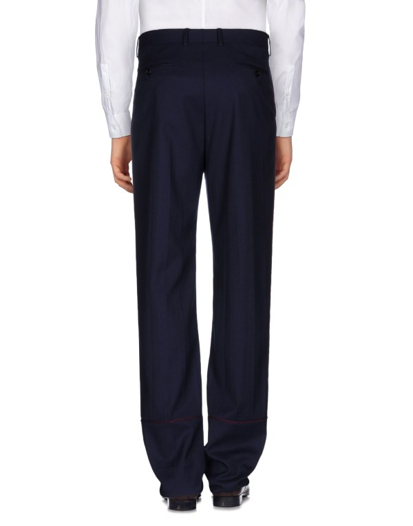 Lyst - Gucci Casual Pants In Blue Men