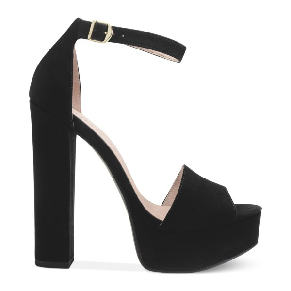 Chinese Laundry Avenue Platform Dress Sandals In Black Lyst