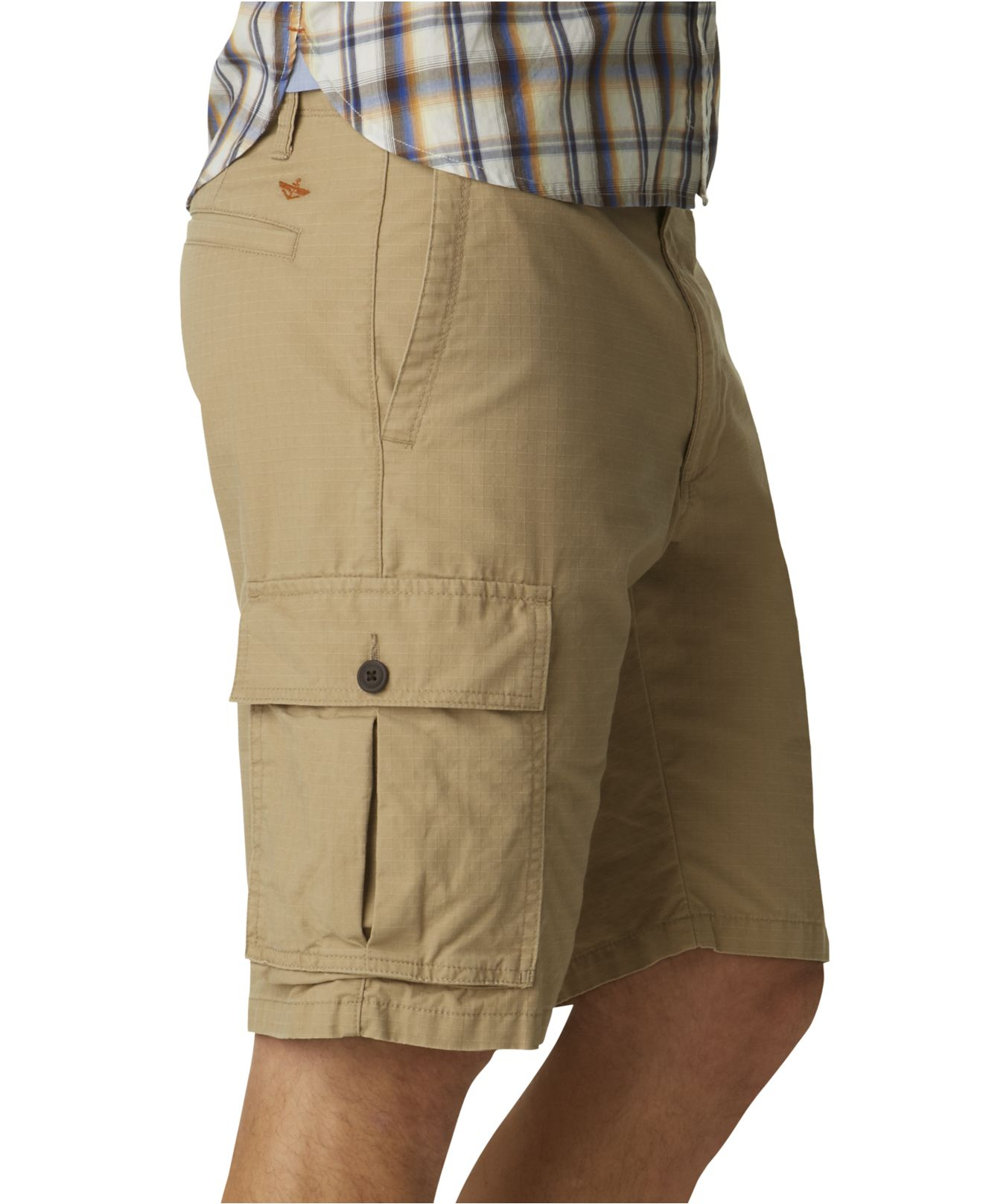 Lyst  Dockers Ripstop Cargo Shorts in Green for Men